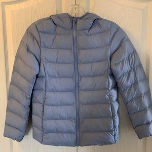 Uniqlo kids padded puffer jacket